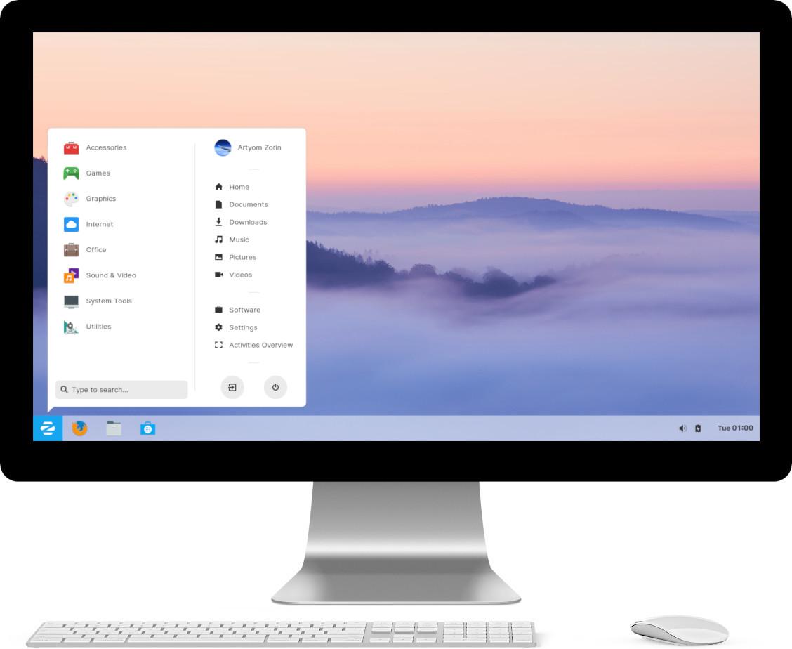 Zorin OS Core