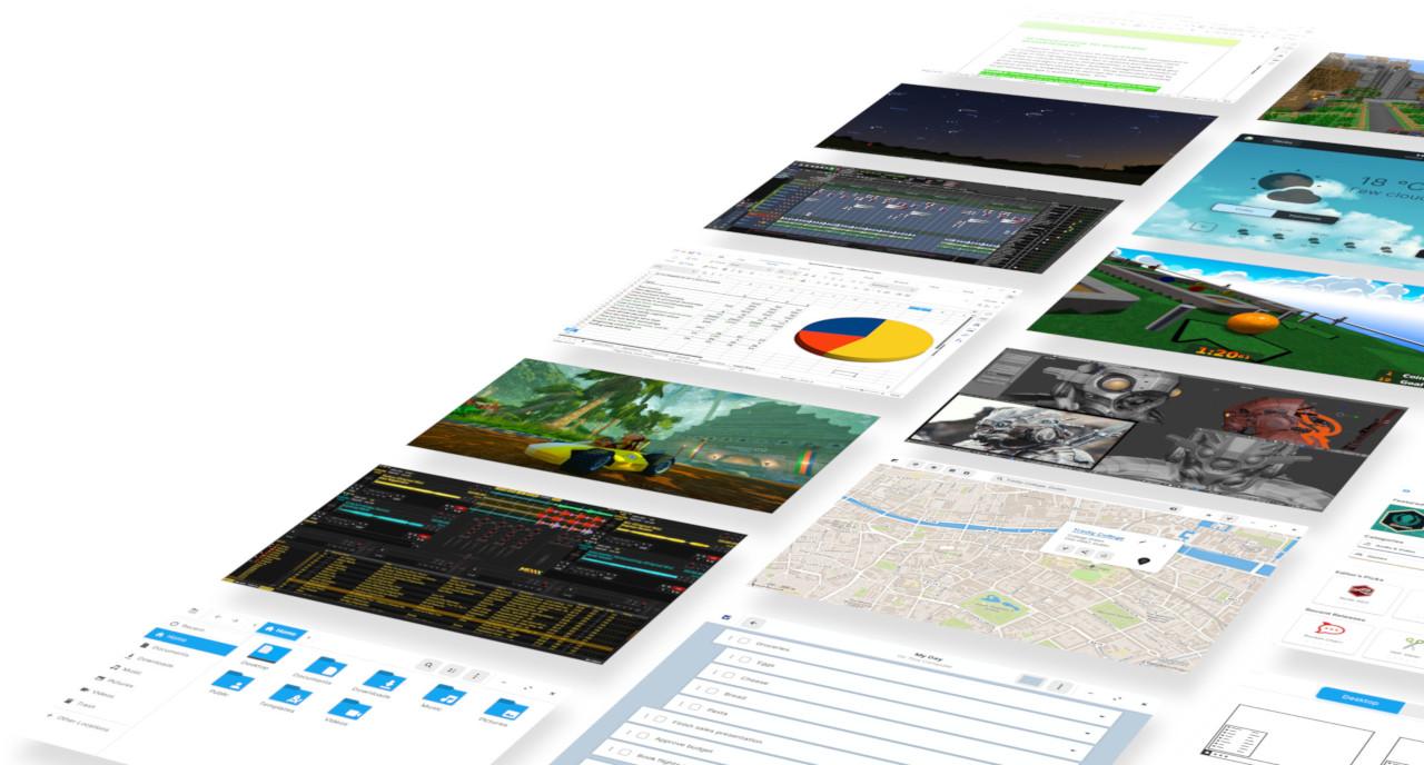 Zorin OS 15 Apps