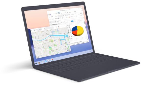 Zorin OS on a Laptop