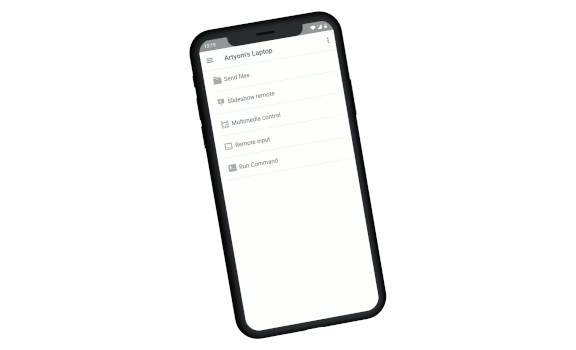 Zorin Connect Android app