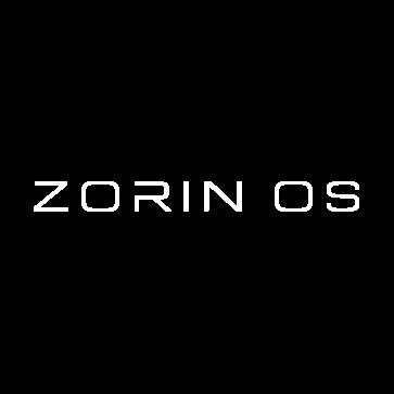 Zorin OS Logotype White