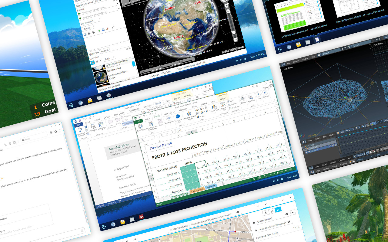 Zorin OS 12.2 Released – Our Most Advanced Operating System Ever