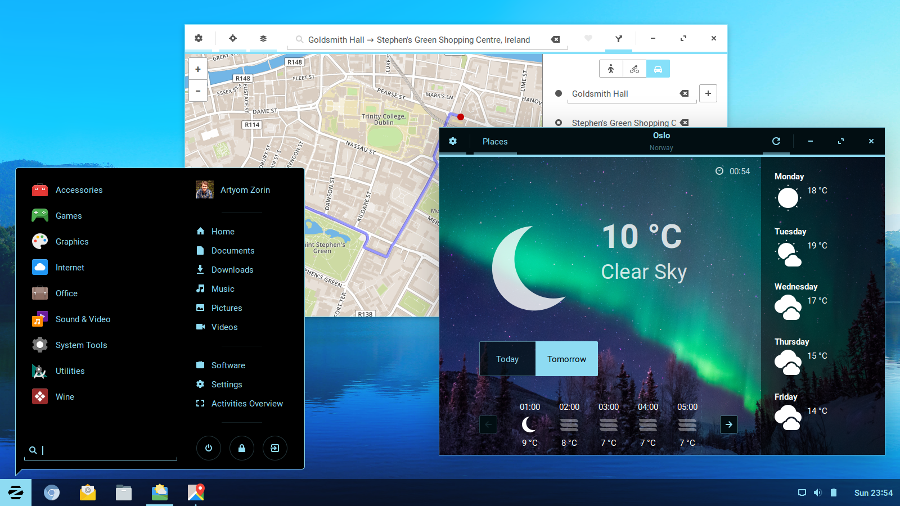 Zorin OS 12 Core and Ultimate Are Here: Our Biggest Release Ever