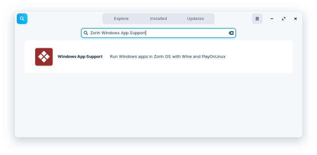 Windows App Support
